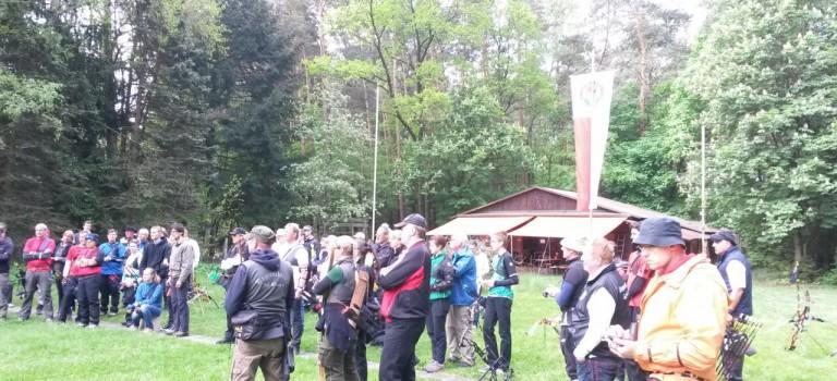 Bezirksmeisterschaft Feldbogen bei den Nürnberger Bogenschützen