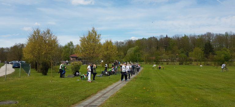 Gaumeisterschaft WA 2017 bei den Bogenfreunden Dinkelsbühl
