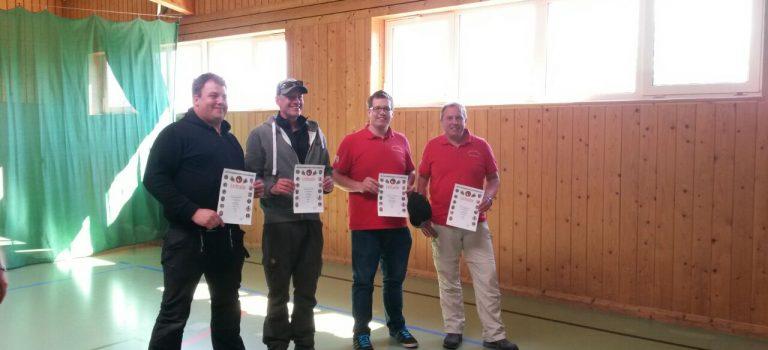 Bezirksmeisterschaft 3D 2017 in Diebach