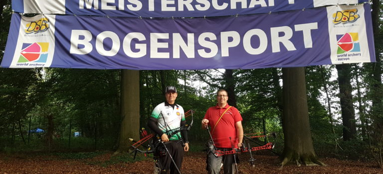 Deutsche Meisterschaft 3D 2019 in Delmenhorst